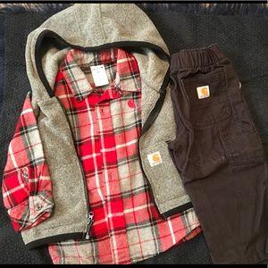 3-piece Carhartt outfit